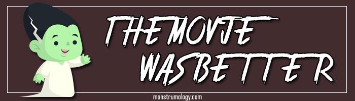 Movies I Enjoyed More than Their Books